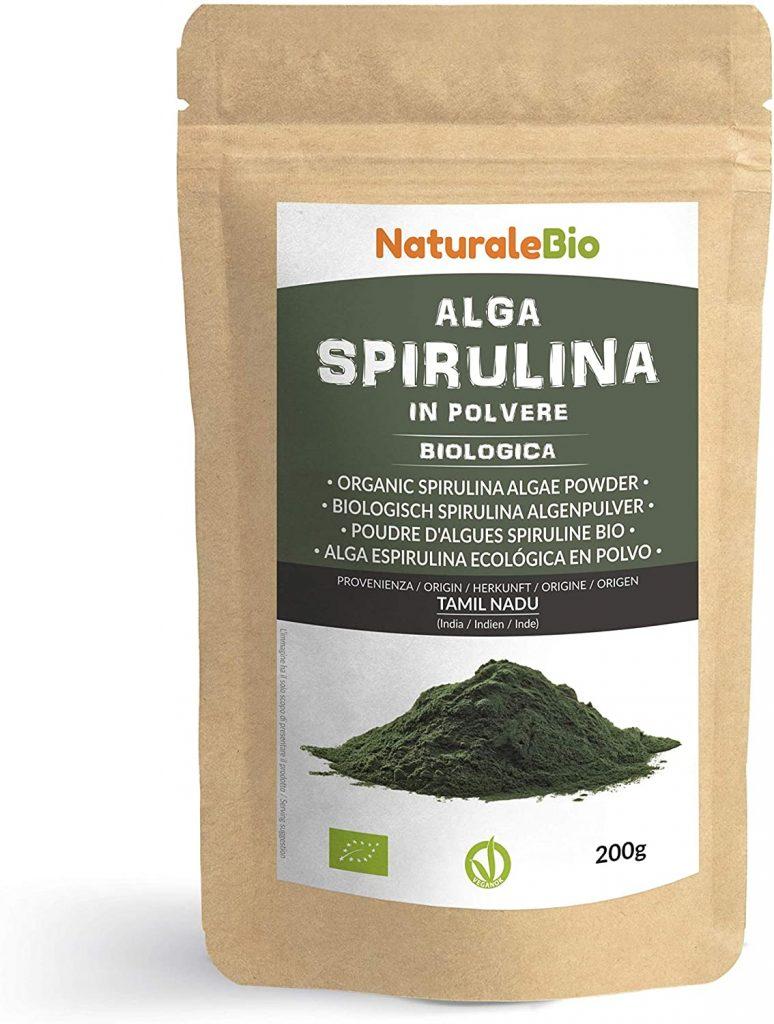 Algues Spiruline Bio en Poudre
