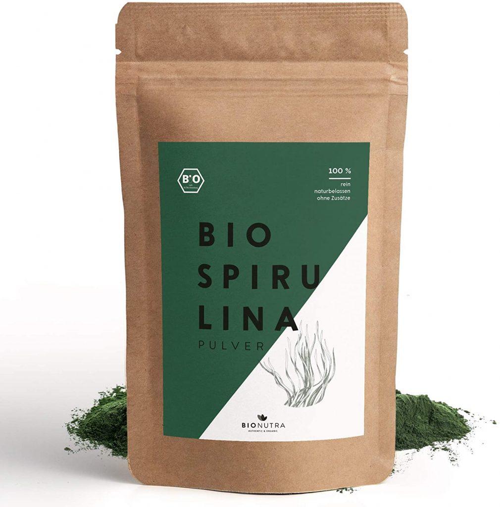 BioNutra® Spiruline bio